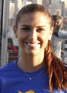 Alex Morgan Agent