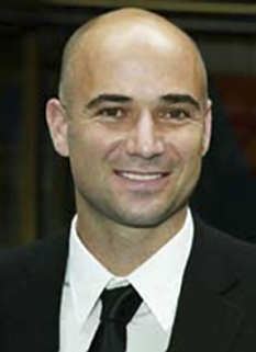 Andre Agassi Agent