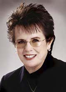 Billie Jean King Agent