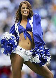 Dallas Cowboys Cheerleaders Agent