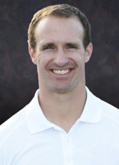 Drew Brees Speaker Profile