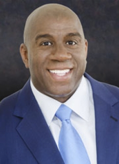 Magic Johnson Speaker Profile