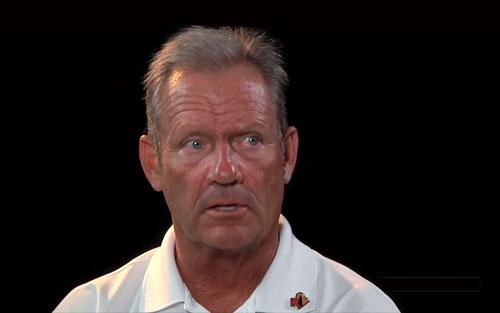 Baseball Hall of Famer, George Brett, is named Kansas City Royals iterim hitting coach on may 30, 2013.