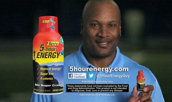 Bo Jackson Endorsement