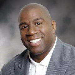 Magic Johnson Agent