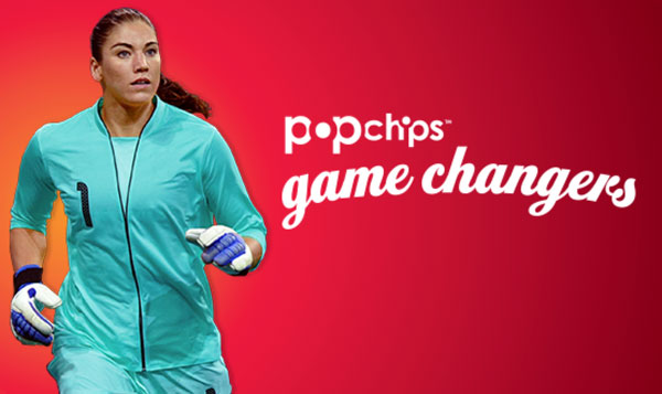 Hope Solo Endorsement